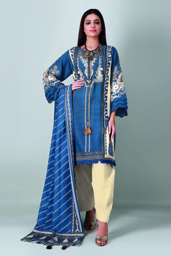 Top Bottoms Dupatta