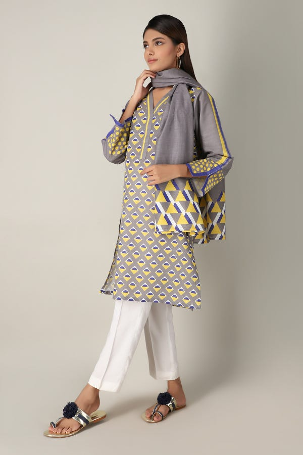 Kurta with Dupatta