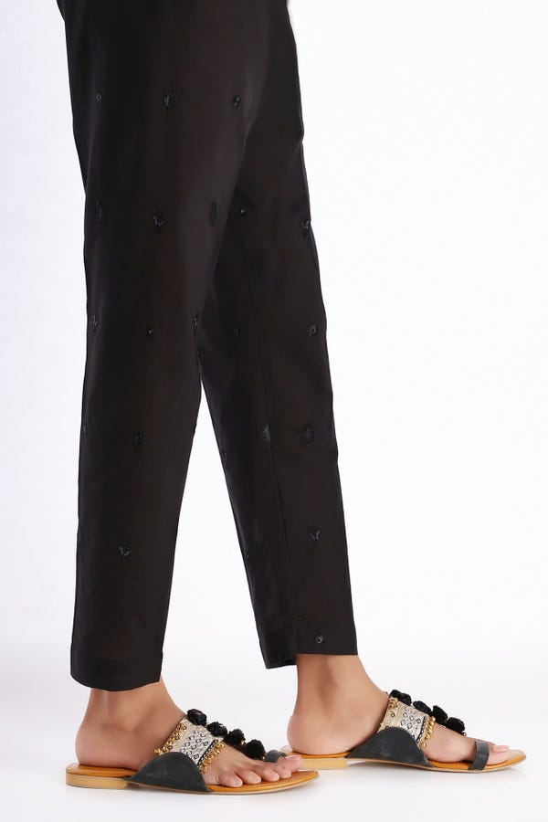 Embroidered Pants